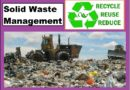 What solid waste management