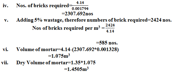 How to calculate bricks in a wall pdf - With Brick Masonry Pier